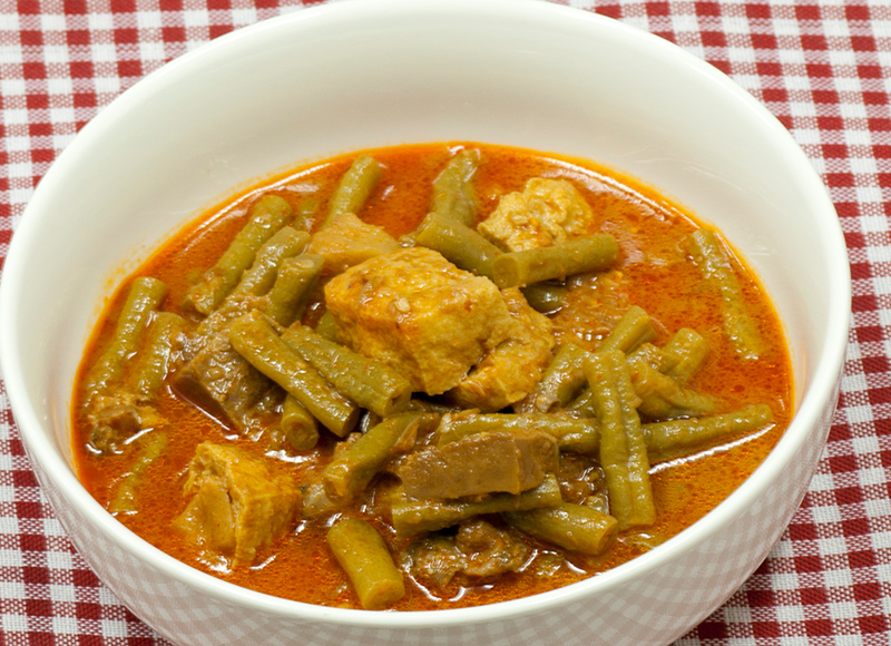 Salted Fish Curry